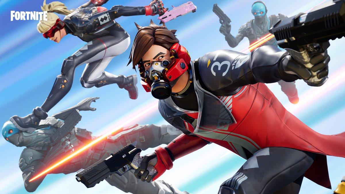Game Xp 2019 Fecha Parceria Com Fortnite Via Epic Games E