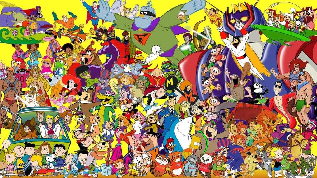 10 Desenhos Animados Que Voce Provavelmente Nao Se Lembra Referencia Nerd